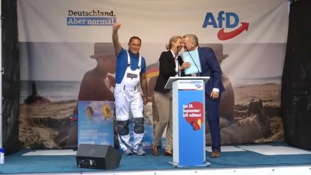 AfD eröffnet Bundestagswahlkampf