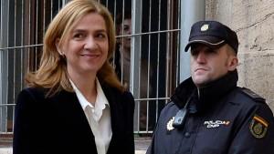 Gegen Infantin Cristina soll Anklage erhoben werden