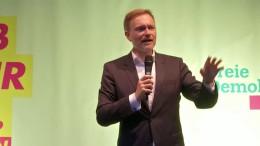 Lindner will sich nicht auf Koalitionen festlegen