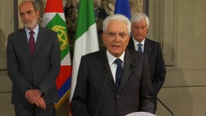 Italiens Präsident gibt Parteien mehr Zeit