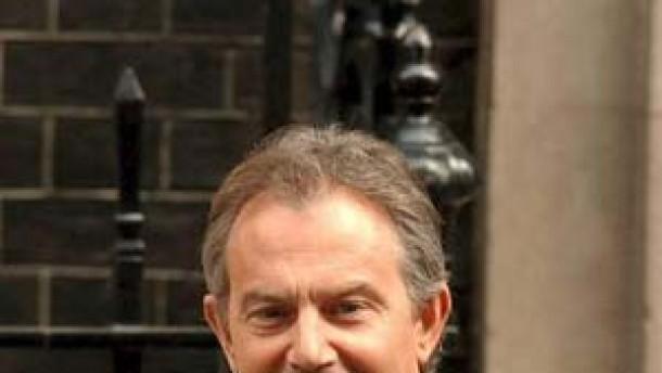 Blair strebt nur noch eine Amtsperiode an