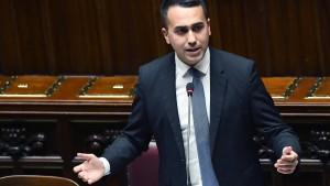 Di Maio will angeblich als 5-Sterne-Parteichef zurücktreten