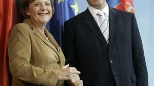 EU will Assoziierungsgespräche wieder aufnehmen