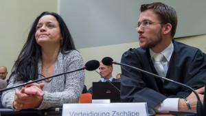 Verurteilung Zschäpes als Mittäterin gefordert