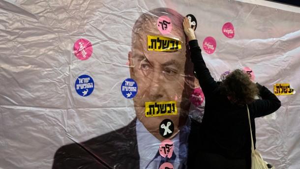 Netanjahus Ära ist noch nicht vorbei