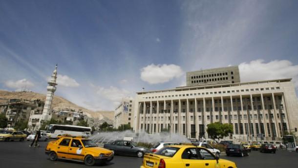 Das Gedächtnis von Damaskus