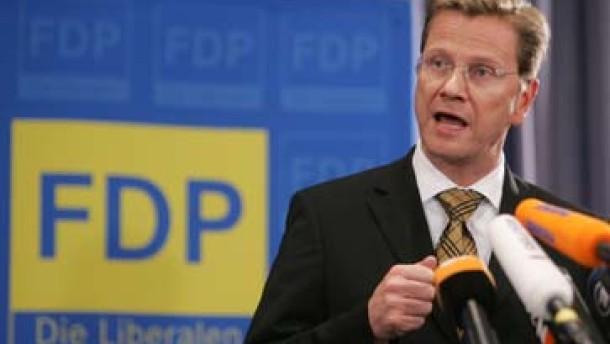 FDP, Grüne und Linkspartei üben für die Opposition