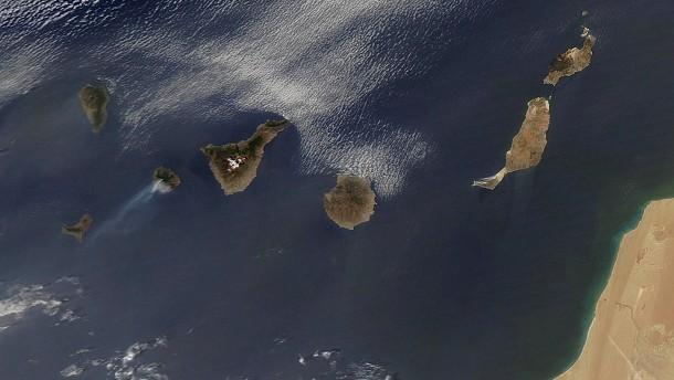Ein Schatz im erloschenen Vulkan