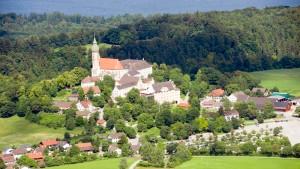 Beschwingt in Kloster Andechs