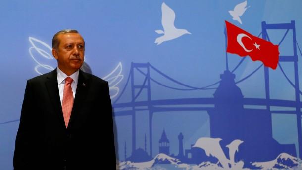 EU demonstriert Stärke gegenüber Erdogan