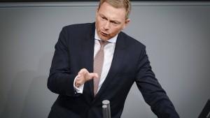 """Lindner: """"FDP vor und nach Wahlen gesprächsbereit"""""""