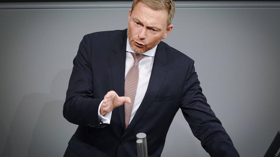 Gesprächsbereit, aber nicht nach Belieben: FDP-Chef Christian Lindner