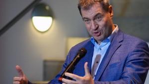 Söder hält CSU-Kanzlerkandidaten für chancenlos