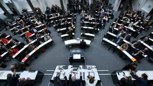 Niedersächsischer Landtag löst sich auf