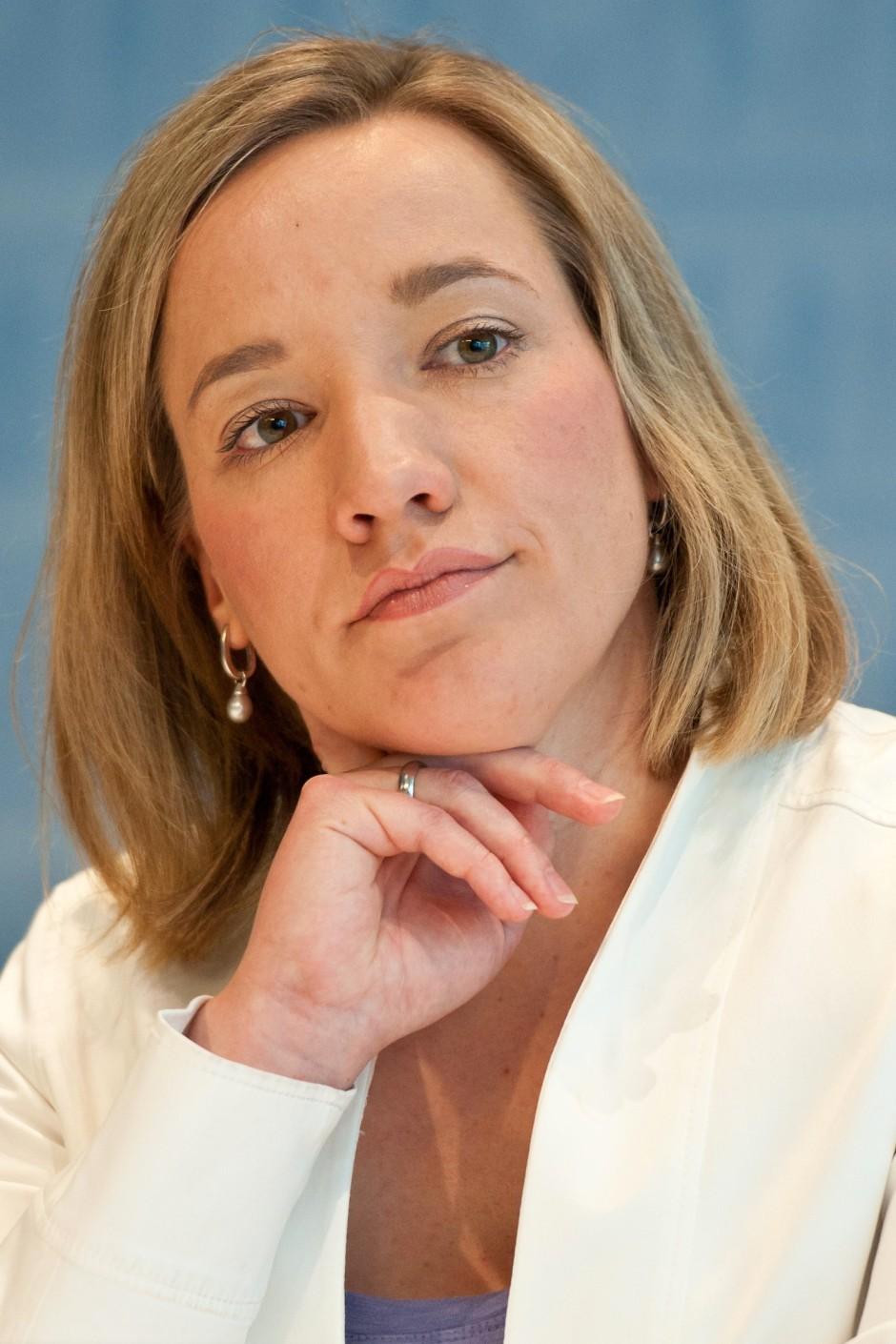dpa. Kristina Schröder