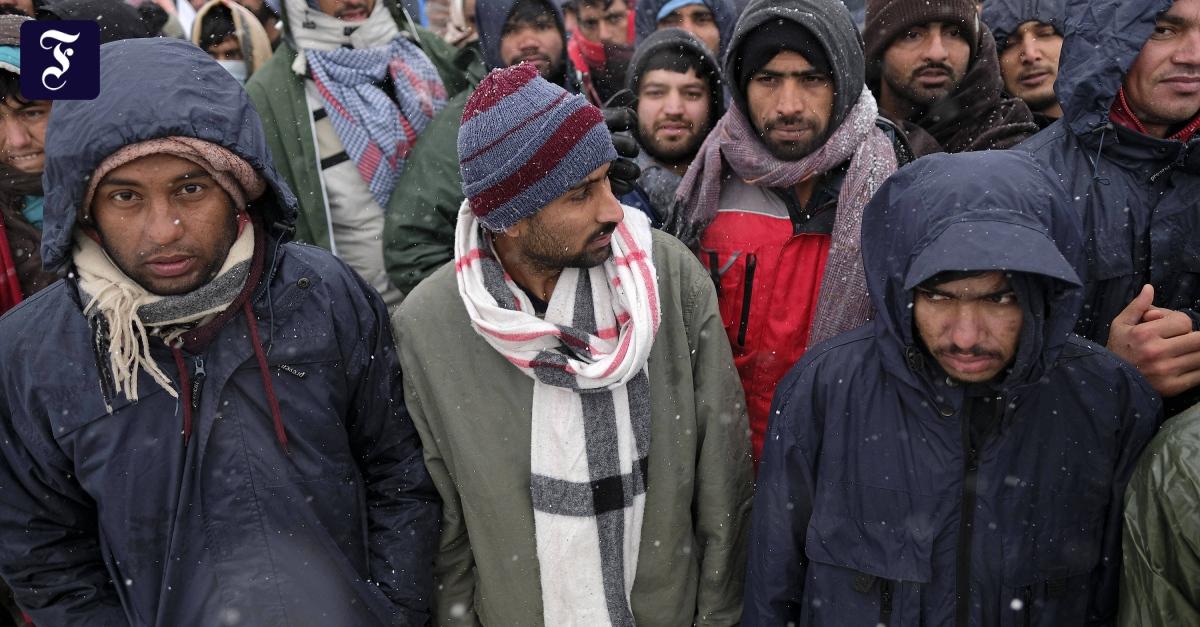 Merz Flüchtlinge