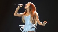 Ariana Grande räumt bei MTV-Awards ab