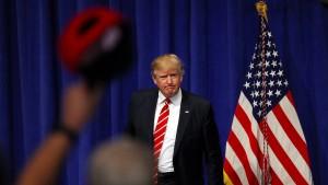 Trump wirft Medien Vertuschung von Terroranschlägen vor