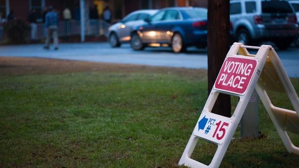 Repräsentantensitz in North Carolina muss neu gewählt werden