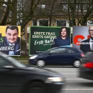 Zwei von diesen drei Parteien werden die nächste Stadtregierung bilden.