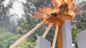 Ruanda gedenkt der Opfer des Völkermords vor 25 Jahren