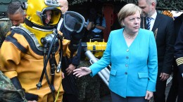 Grüne: Kanzlerin tut so, als habe sie von nichts gewusst