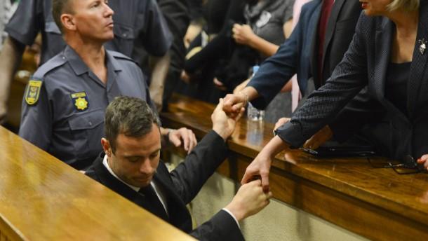 Pistorius-Prozess soll neu aufgerollt werden