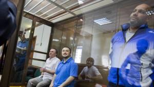 Fünf Mal schuldig im Mordfall Politkowskaja