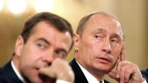 Nur Putin ist noch besser als Medwedjew