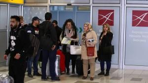 Einmal Teheran–Belgrad und nicht zurück