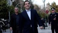 Tsipras ist neuer griechischer Ministerpräsident