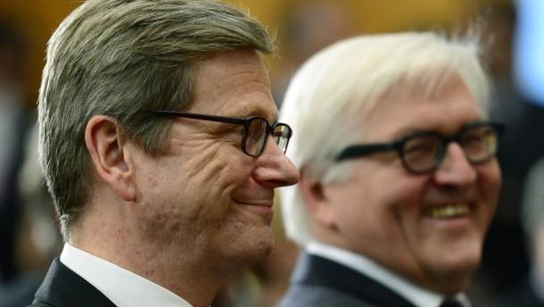Westerwelle gründet Stiftung