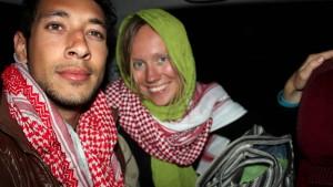 Norwegerin und Israeli nach Geiselnahme wieder frei