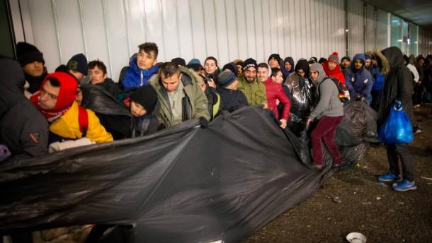 Zentralrat der Muslime sieht Aufnahmekapazität bald erschöpft