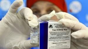 Geopolitik mit Impfstoffen