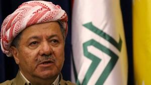 Barzani fordert Referendum über Kurden-Staat