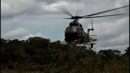 Perus Präsident startet Anti-Drogen-Einsatz