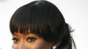 Naomi Campbell bestätigt Diamanten-Geschenk