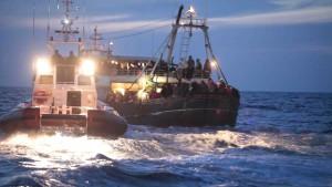 Tote vor Lampedusa - Nato bestreitet Vorwürfe