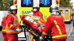 """Mehrere Verletzte bei Messerattacke nahe """"Charlie Hebdo""""-Redaktion"""