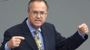 Eichel: Sparpolitik nicht zerbomben