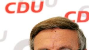 CDU sucht Nachfolger für Schramma