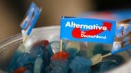 AfD-Parteitag setzt Landesvorstand von Hessen ab