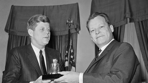 """1961: Adenauer gegen """"Kennedy"""""""