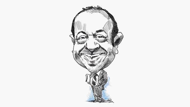 Karikatur Egemen Bagis