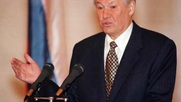 Boris Jelzin ist tot