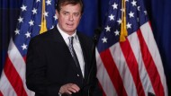 Paul Manafort als Trump-Berater im April 2016