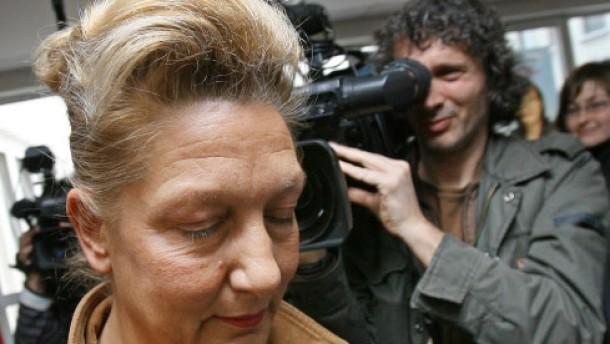 Kesseltreiben gegen Dagmar Metzger