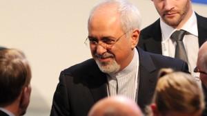 Iran will Waffenstillstand in Syrien