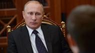 Russland begrenzt Rechte ausländischer Medienbesitzer